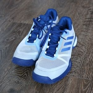 ADIDAS Barricade Club Tennis Shoes - good as new!